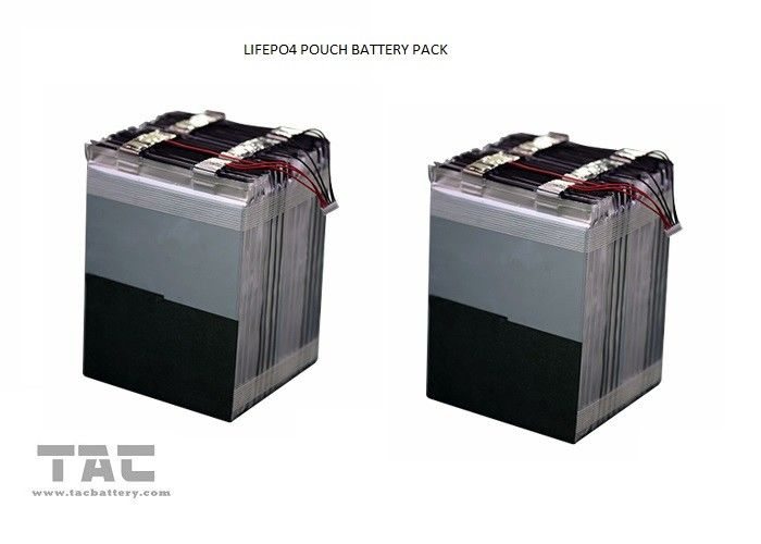 12Volt 100ah Lifepo4 Pouch Battery Pack For Energy Storage System 2000 Times Circle Life