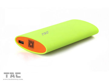 China De groene of Purpere Externe Bank 5000mAh van de Batterijmacht voor Iphone 5 4S fabriek